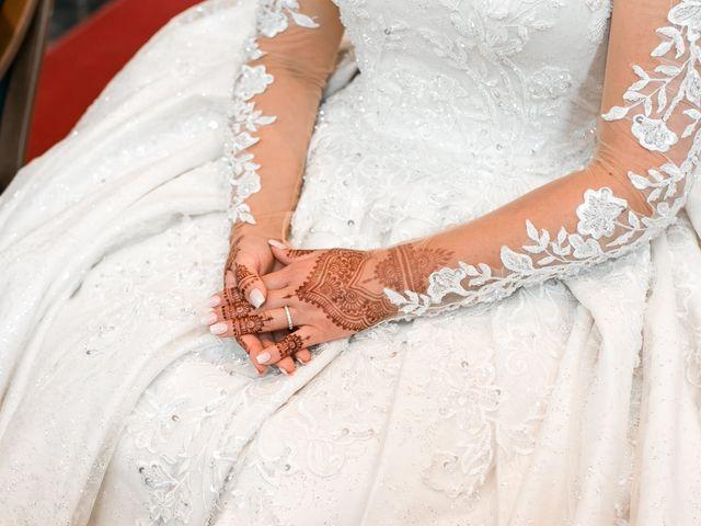 Le mariage de Mohamed et Mélodie à Larmor-Plage, Morbihan 34