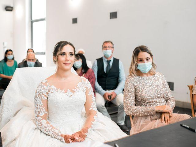 Le mariage de Mohamed et Mélodie à Larmor-Plage, Morbihan 35