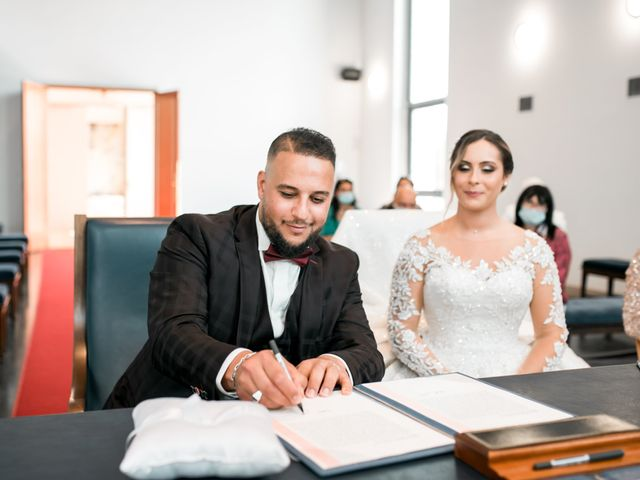 Le mariage de Mohamed et Mélodie à Larmor-Plage, Morbihan 38