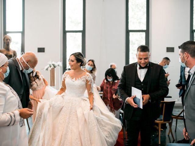 Le mariage de Mohamed et Mélodie à Larmor-Plage, Morbihan 39
