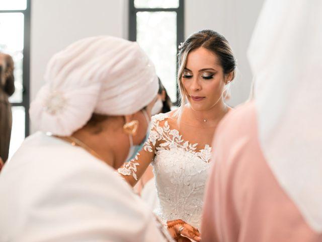 Le mariage de Mohamed et Mélodie à Larmor-Plage, Morbihan 40