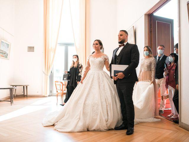 Le mariage de Mohamed et Mélodie à Larmor-Plage, Morbihan 42