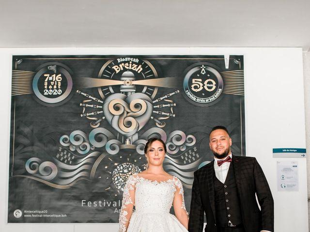 Le mariage de Mohamed et Mélodie à Larmor-Plage, Morbihan 43