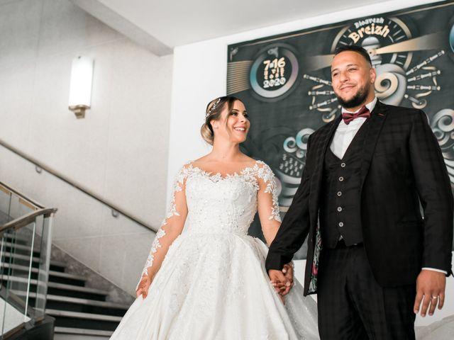 Le mariage de Mohamed et Mélodie à Larmor-Plage, Morbihan 44