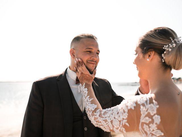 Le mariage de Mohamed et Mélodie à Larmor-Plage, Morbihan 49