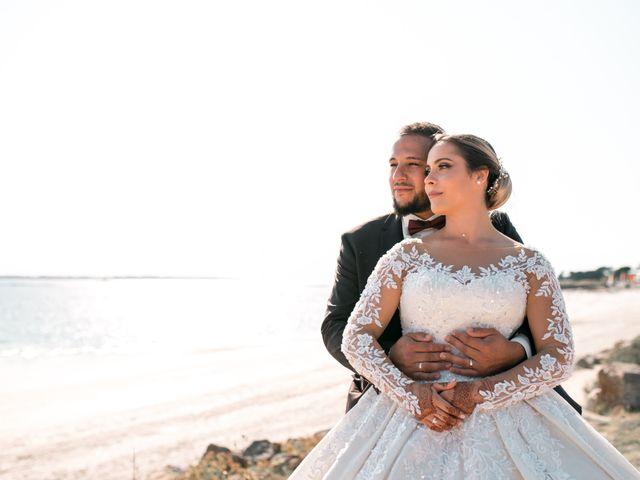 Le mariage de Mohamed et Mélodie à Larmor-Plage, Morbihan 50