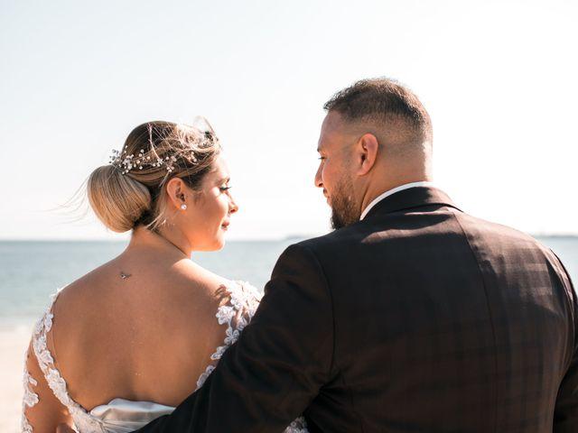 Le mariage de Mohamed et Mélodie à Larmor-Plage, Morbihan 53