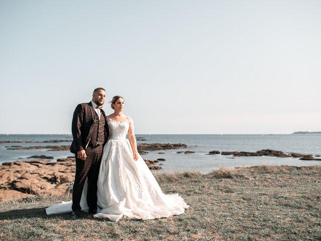 Le mariage de Mohamed et Mélodie à Larmor-Plage, Morbihan 54
