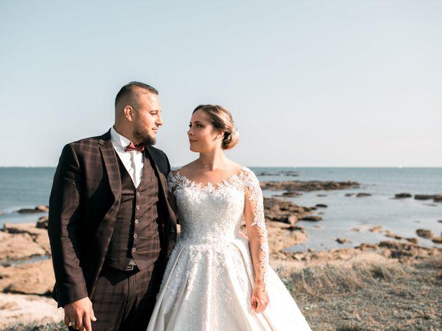 Le mariage de Mohamed et Mélodie à Larmor-Plage, Morbihan 55