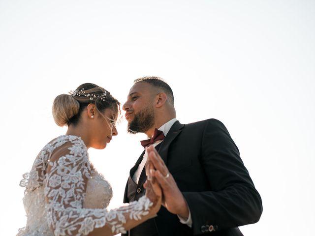 Le mariage de Mohamed et Mélodie à Larmor-Plage, Morbihan 57