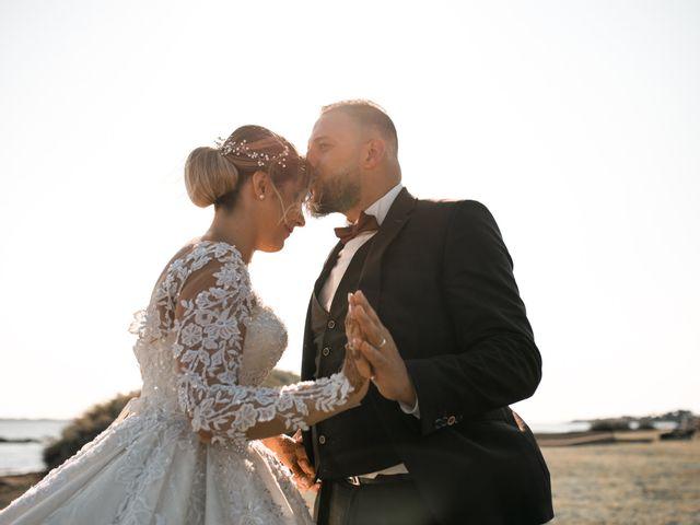 Le mariage de Mohamed et Mélodie à Larmor-Plage, Morbihan 58