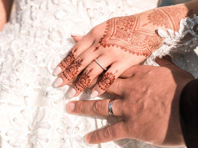 Le mariage de Mohamed et Mélodie à Larmor-Plage, Morbihan 61