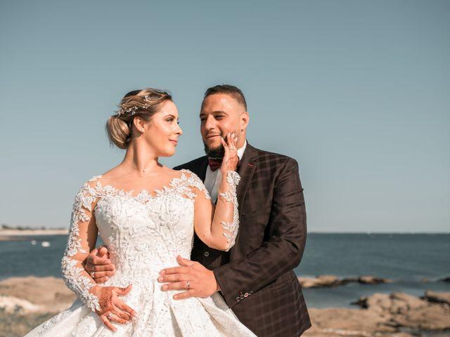 Le mariage de Mohamed et Mélodie à Larmor-Plage, Morbihan 62