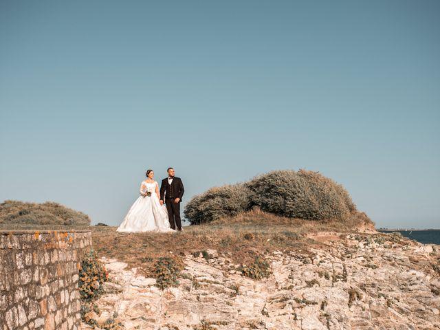 Le mariage de Mohamed et Mélodie à Larmor-Plage, Morbihan 63