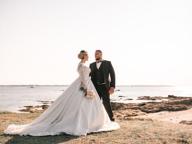 Le mariage de Mélodie et Mohamed
