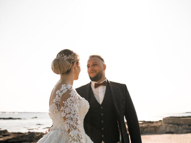 Le mariage de Mohamed et Mélodie à Larmor-Plage, Morbihan 65