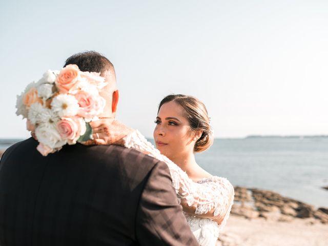 Le mariage de Mohamed et Mélodie à Larmor-Plage, Morbihan 66