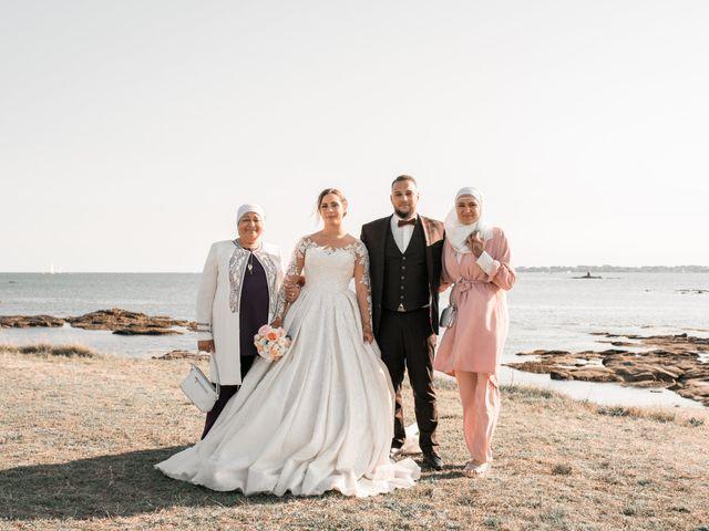 Le mariage de Mohamed et Mélodie à Larmor-Plage, Morbihan 68