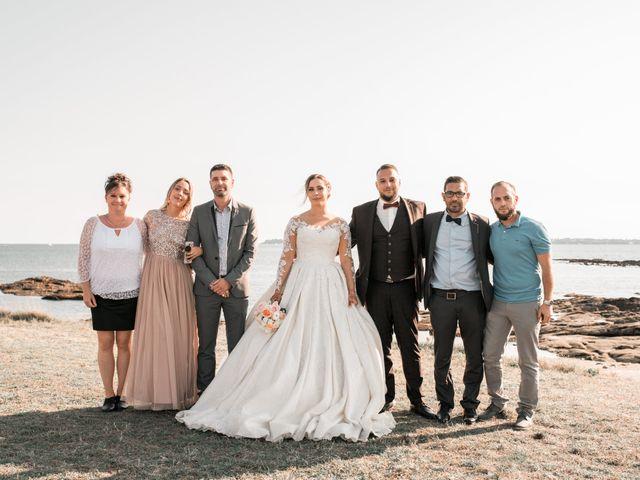 Le mariage de Mohamed et Mélodie à Larmor-Plage, Morbihan 69