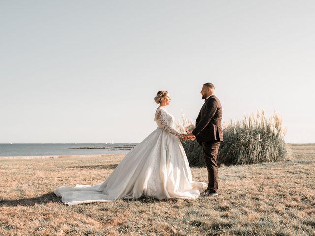 Le mariage de Mohamed et Mélodie à Larmor-Plage, Morbihan 71