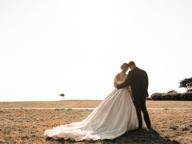 Le mariage de Mohamed et Mélodie à Larmor-Plage, Morbihan 72