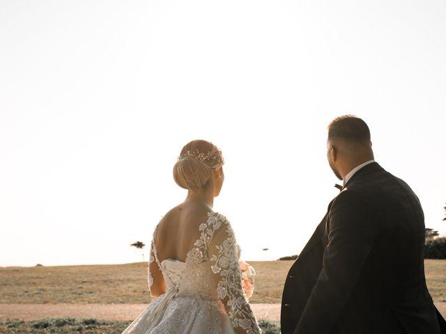 Le mariage de Mohamed et Mélodie à Larmor-Plage, Morbihan 73