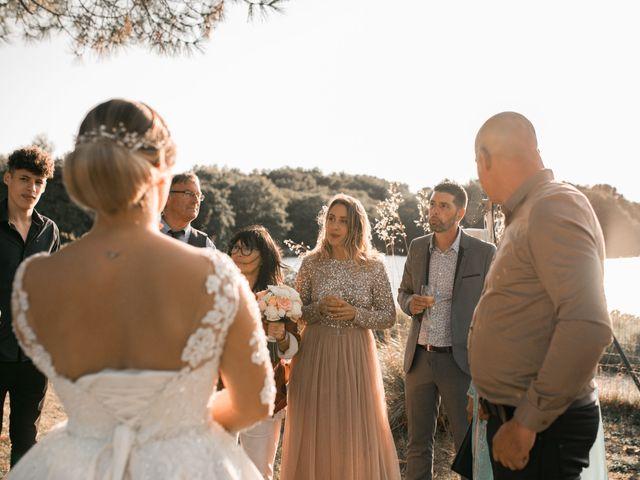 Le mariage de Mohamed et Mélodie à Larmor-Plage, Morbihan 87