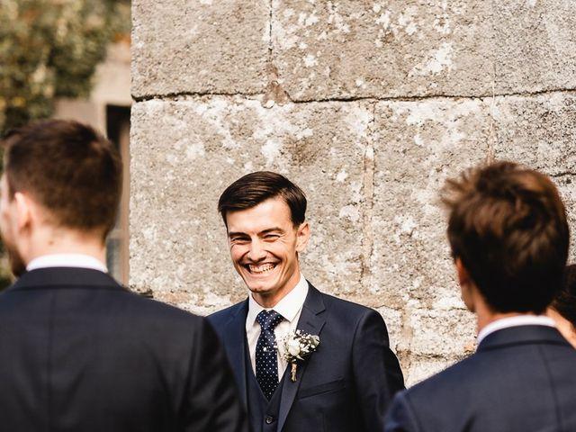 Le mariage de Martin et Sacha à Treffléan, Morbihan 5