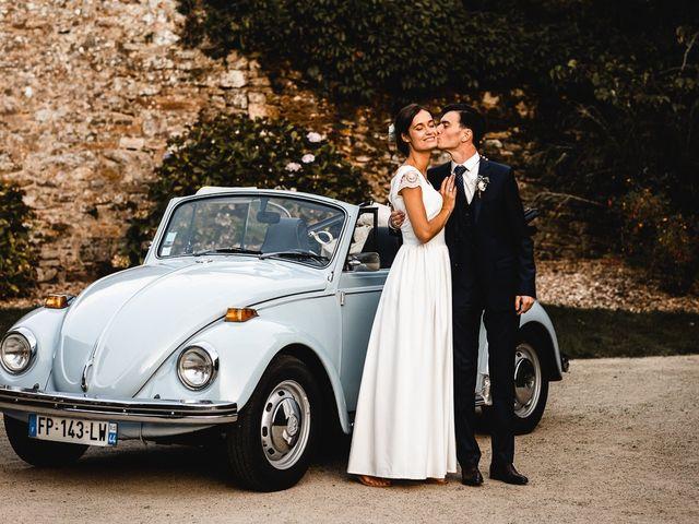 Le mariage de Martin et Sacha à Treffléan, Morbihan 10