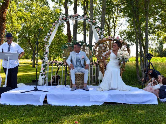 Le mariage de Jordan et Pauline à Sathonay-Village, Rhône 2