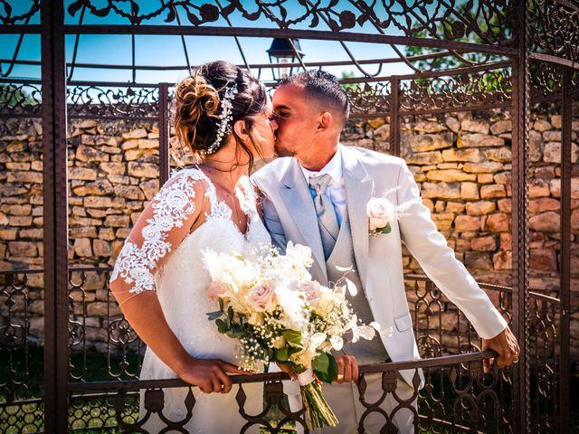Le mariage de Jordan et Pauline à Sathonay-Village, Rhône 4