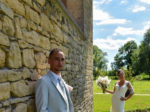 Le mariage de Jordan et Pauline à Sathonay-Village, Rhône 6