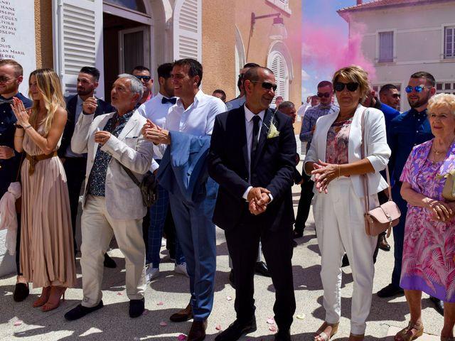 Le mariage de Jordan et Pauline à Sathonay-Village, Rhône 8