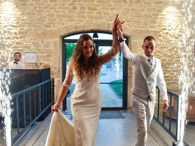 Le mariage de Jordan et Pauline à Sathonay-Village, Rhône 9