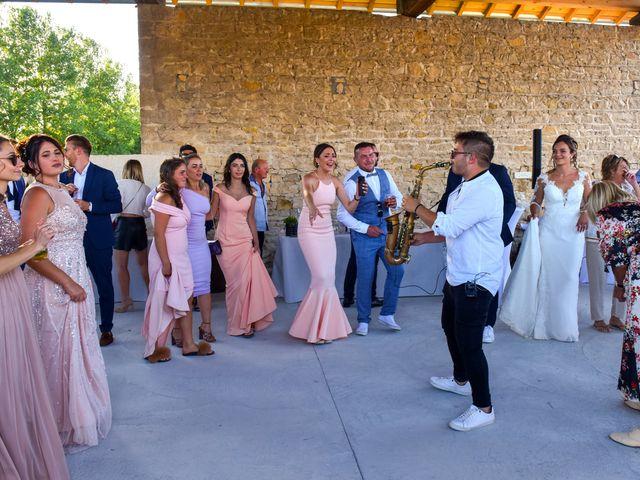 Le mariage de Jordan et Pauline à Sathonay-Village, Rhône 11