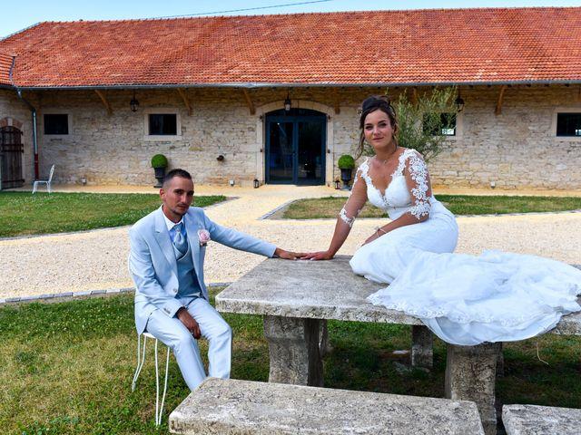 Le mariage de Jordan et Pauline à Sathonay-Village, Rhône 19