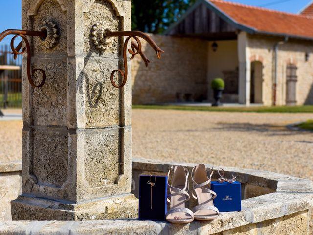 Le mariage de Jordan et Pauline à Sathonay-Village, Rhône 20