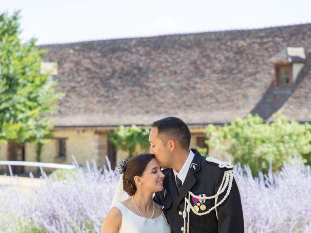 Le mariage de Pierre-Marie et Angéline à Néron, Eure-et-Loir 9