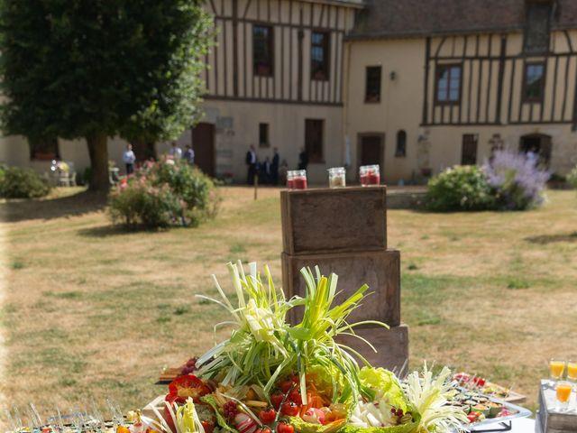 Le mariage de Pierre-Marie et Angéline à Néron, Eure-et-Loir 16