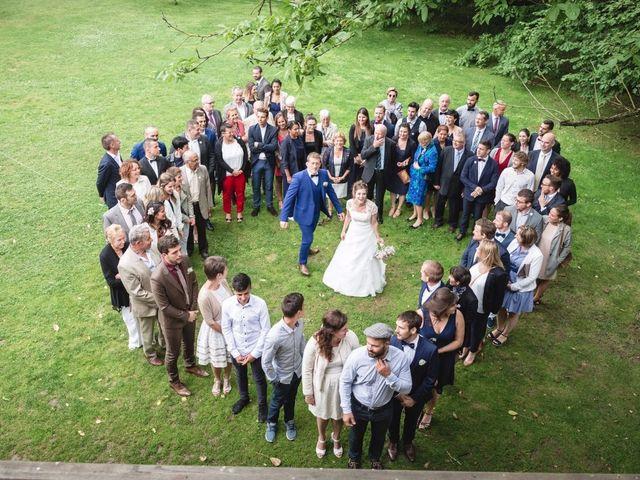 Le mariage de Pierre et Charlotte à La Croix-en-Brie, Seine-et-Marne 1