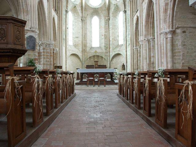 Le mariage de Pierre et Charlotte à La Croix-en-Brie, Seine-et-Marne 8