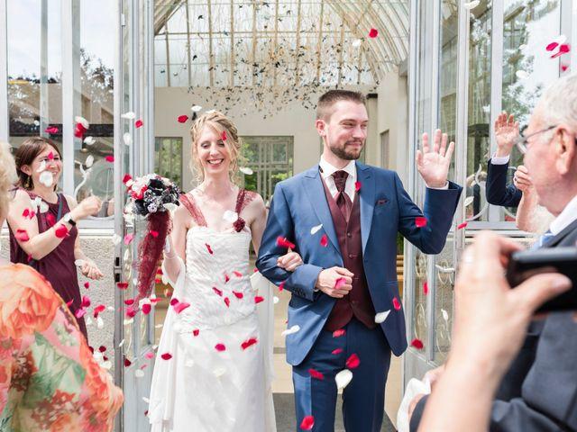 Le mariage de Gabrielle et Julien