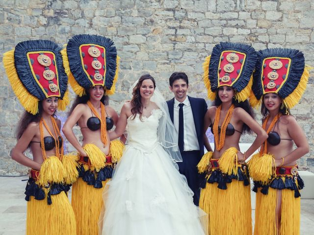 Le mariage de Alexandre et Claire-Marie à La Seyne-sur-Mer, Var 32