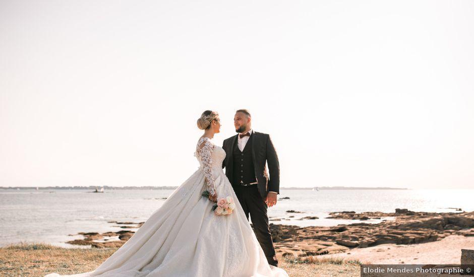 Le mariage de Mohamed et Mélodie à Larmor-Plage, Morbihan
