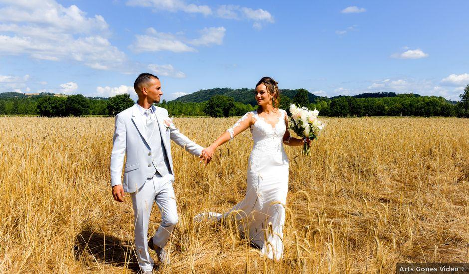 Le mariage de Jordan et Pauline à Sathonay-Village, Rhône