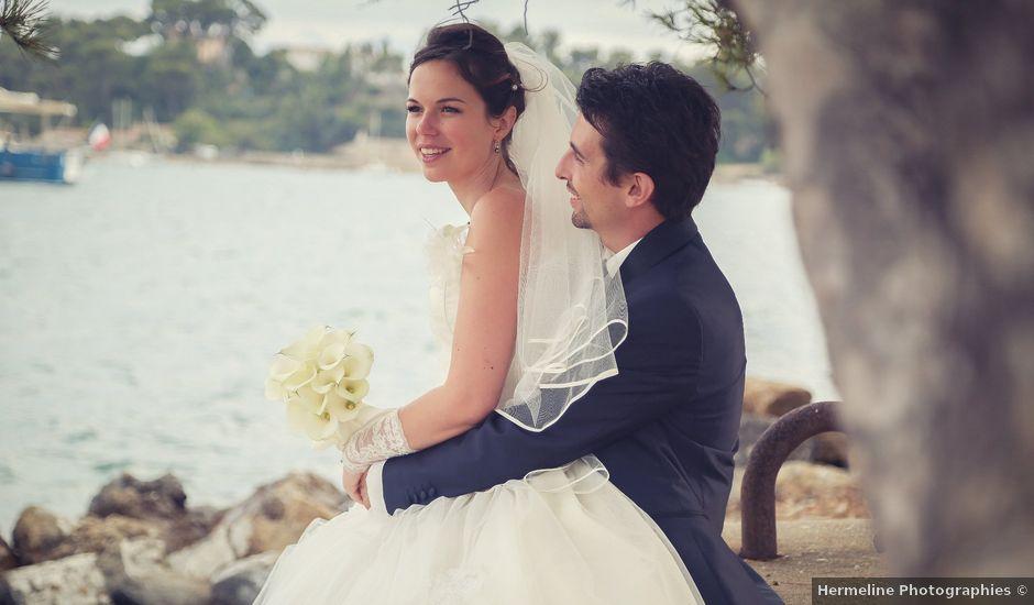 Le mariage de Alexandre et Claire-Marie à La Seyne-sur-Mer, Var