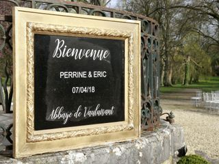 Le mariage de Perrine et Eric 1
