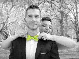 Le mariage de Perrine et Eric