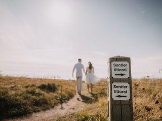 Le mariage de Maëlle et Florian 1
