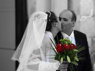 Le mariage de Sandrine et René 1
